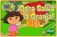JUEGO DORA SALVA LA GRANJA