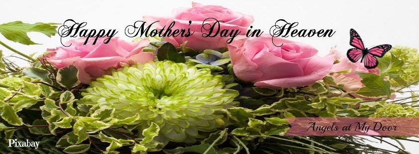 Angels at my door free facebook banners mother s day
