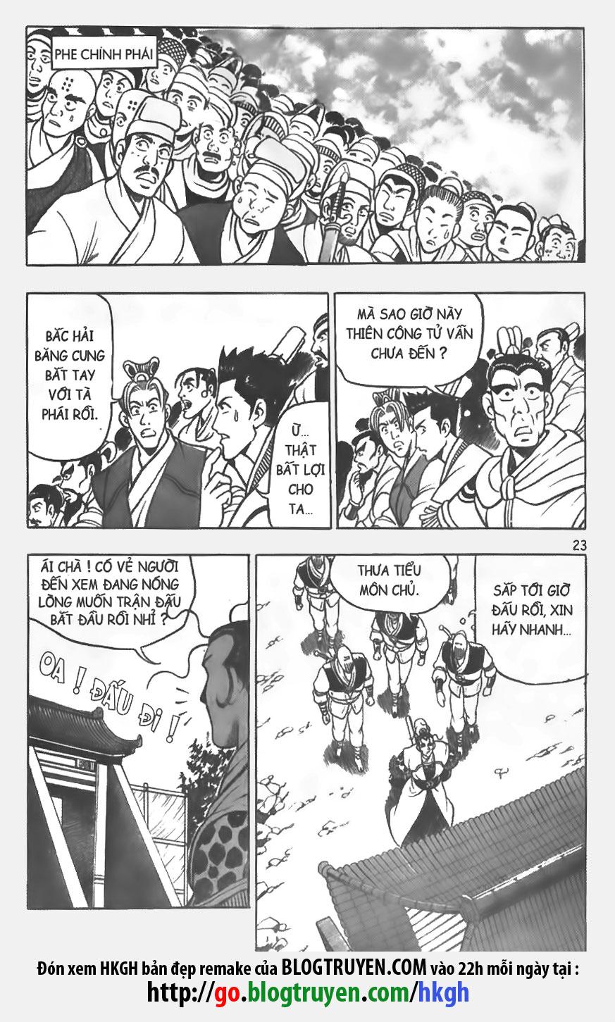 Hiệp Khách Giang Hồ chap 55 page 21 - IZTruyenTranh.com