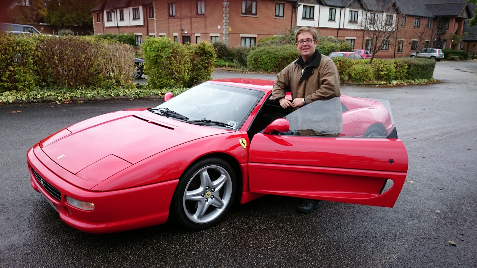 Life on cars why i want a ferrari f355 for christmas for Ferrari christmas