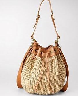 Fossil Vintage Re-Issue Drawstring
