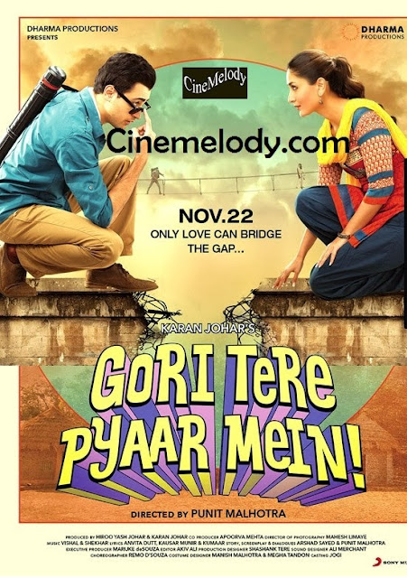Gori Tere Pyaar Mein  Hindi Mp3 Songs Free  Download  2013