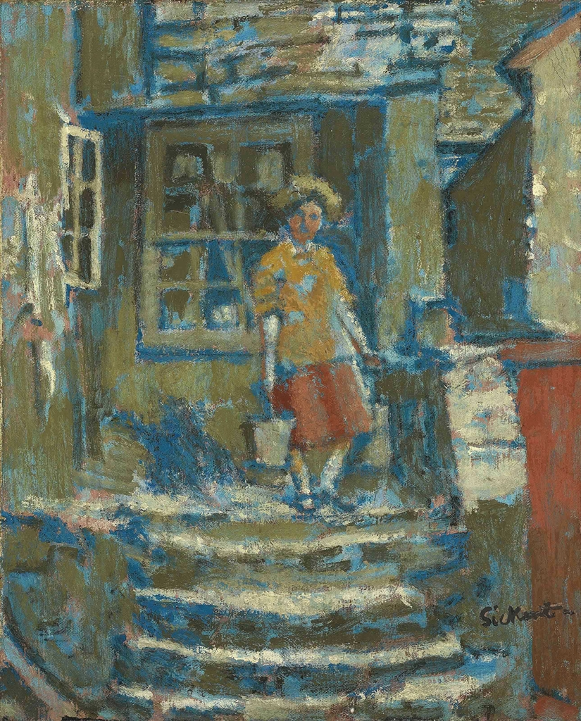 Walter Sickert Jack The Ripper Paintings