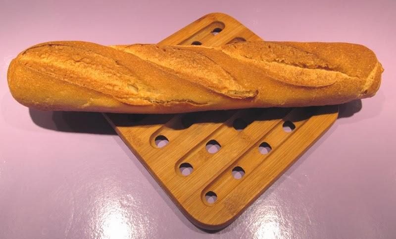 baguette précuite sans gluten
