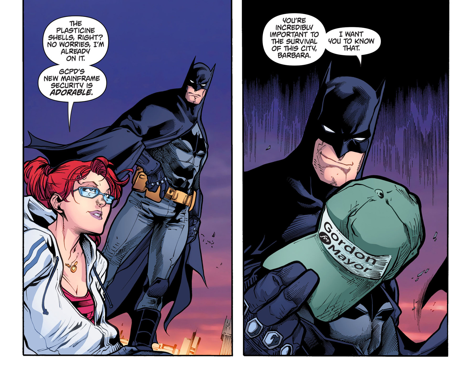 Batman: Arkham Knight [I] chap 39 pic 17