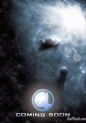 Bộ Tứ Siêu Đẳng 2015 - The Fantastic Four