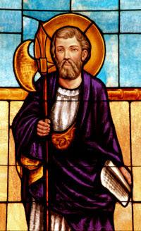 14 พฤษภาคม ฉลองนักบุญมัทธีอัส อัครสาวก