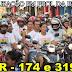 População de Manicoré vai às ruas para pedir agilidade na liberação da recuperação de trechos da BR 319 e pavimentação da BR 174.