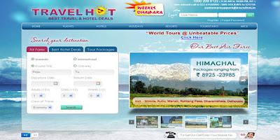 Travel sites in India
