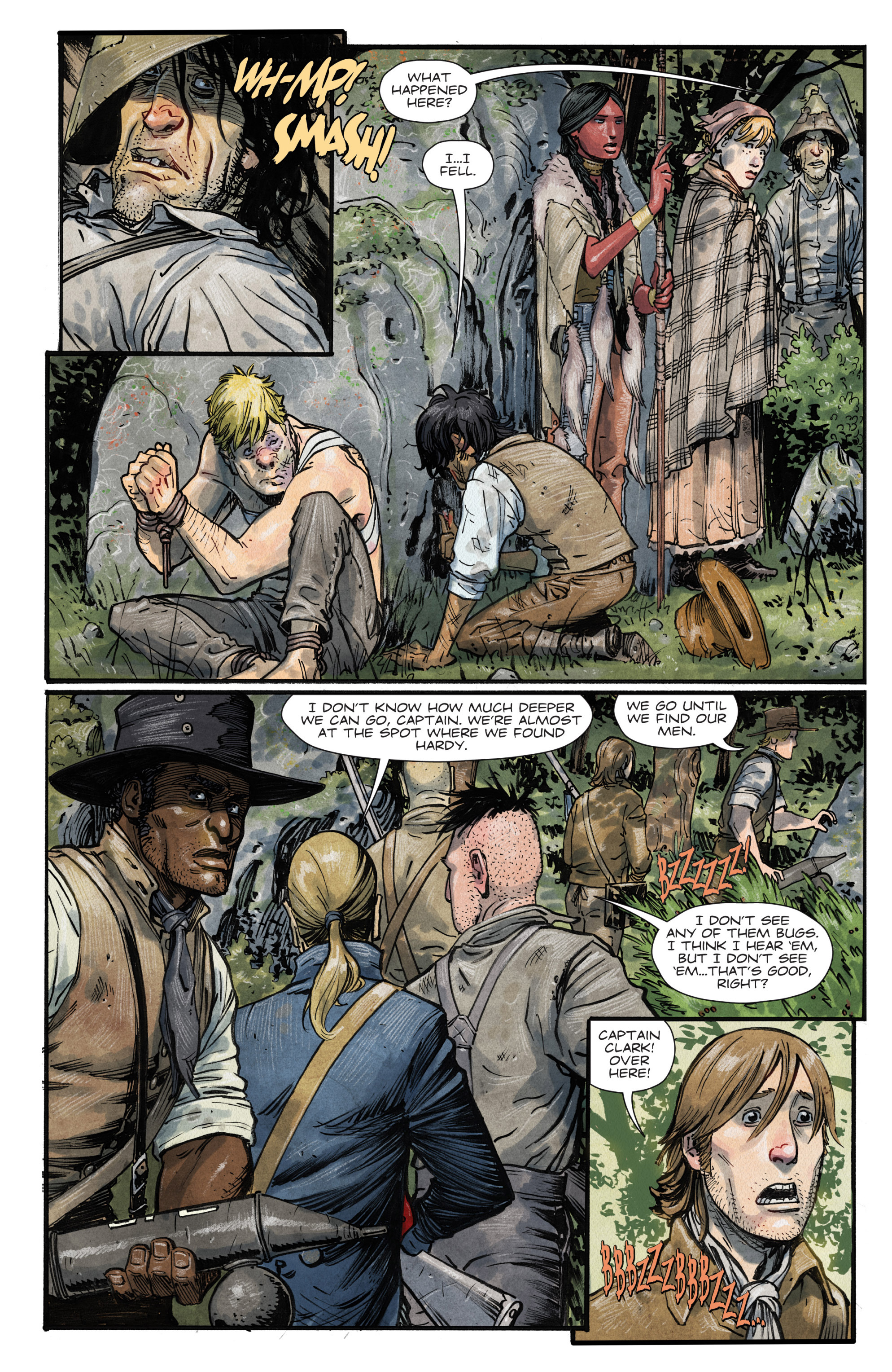 Manifest Destiny #_TPB_2 #42 - English 81