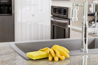 Five Suggestions for Maintaining a Clean Kitchen