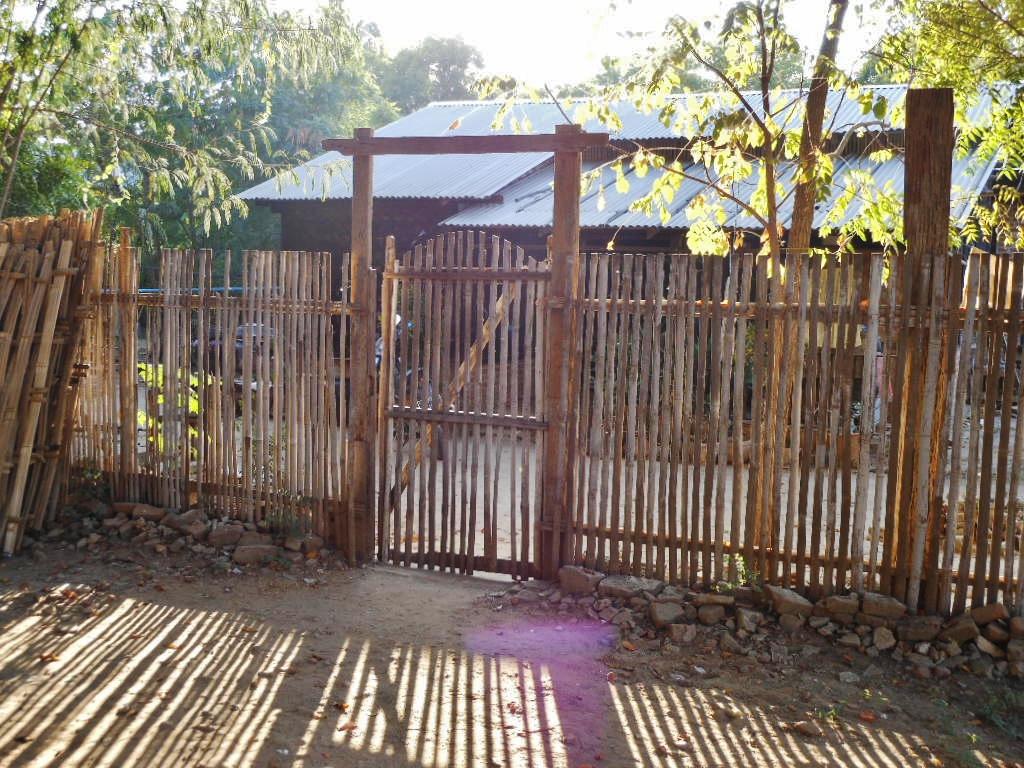 Bamboo Grove Photo Bamboo Gate