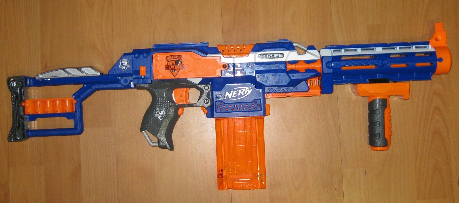 nerf stryfe mission kit wwwimgkidcom the image kid