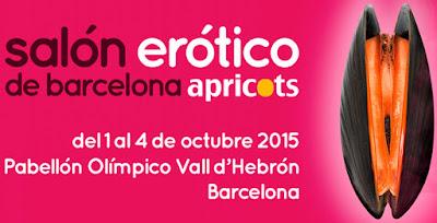 salon erotico barcelona 2015 apricots bdsm mejillon