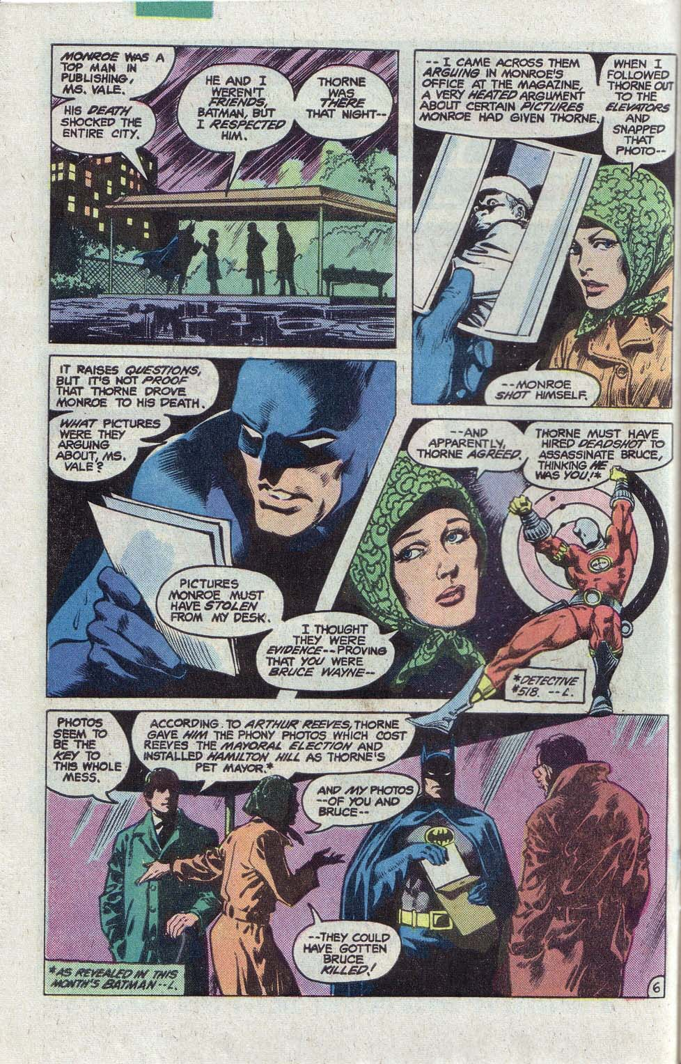Detective Comics (1937) Issue #520 Page 9