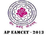 AP EAMCET Seat Allotment 2013 College Wise, Rank list Download