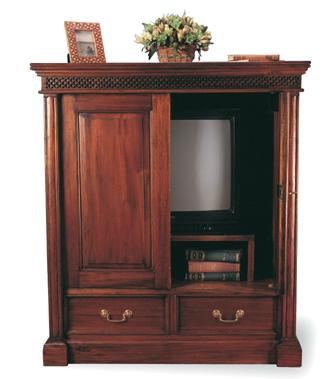 Kr muebles para la televisi n con puerta - Mueble para tv con puertas ...