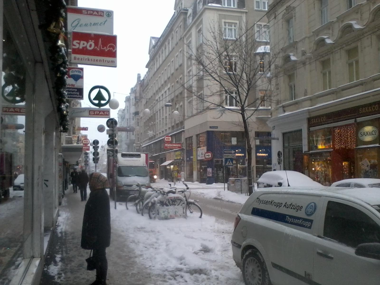 Wien+1070+Schnee Faszinierend 40 Watt Glühbirne Entspricht Energiesparlampe Dekorationen