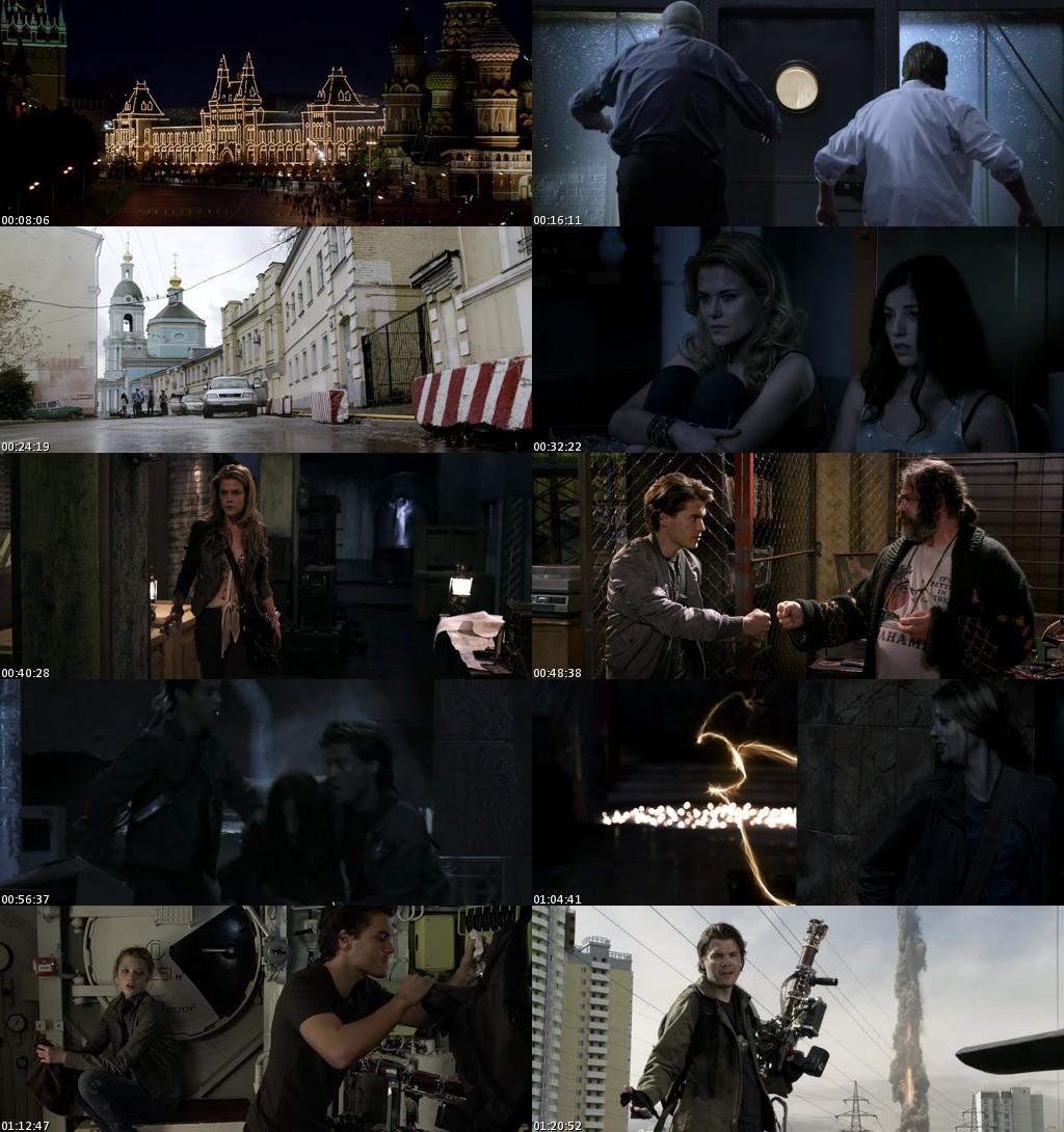 La Ultima Noche de la Humanidad (2012) [DVDRip] [Latino]