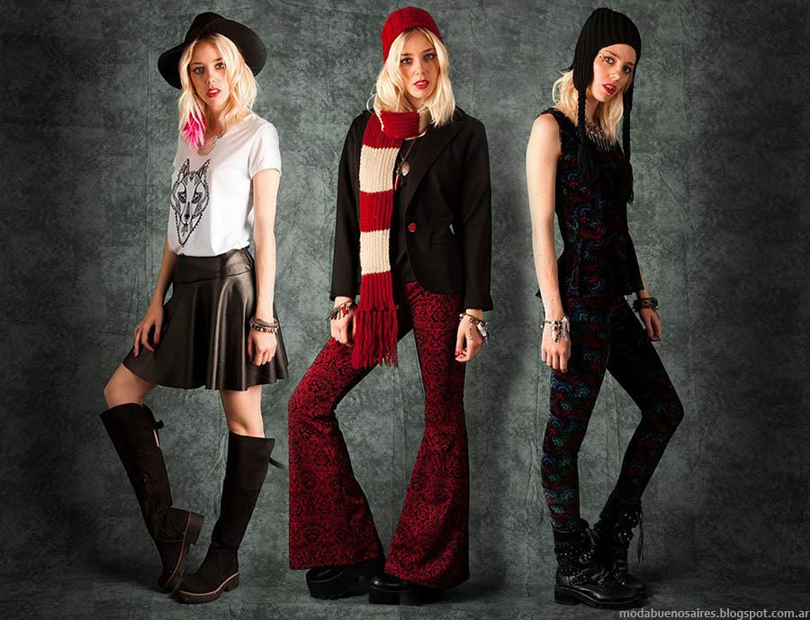 Moda invierno 2015: Mondiú otoño invierno 2015 ropa de mujer.