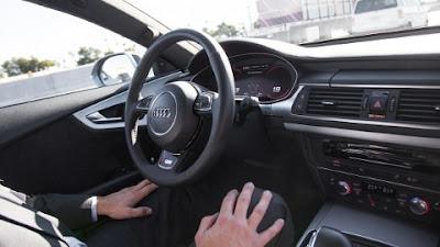 La tecnología Pilote Driving de Audi
