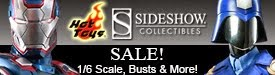 SALE! 1/6 SCALE, BUSTS & MORE!