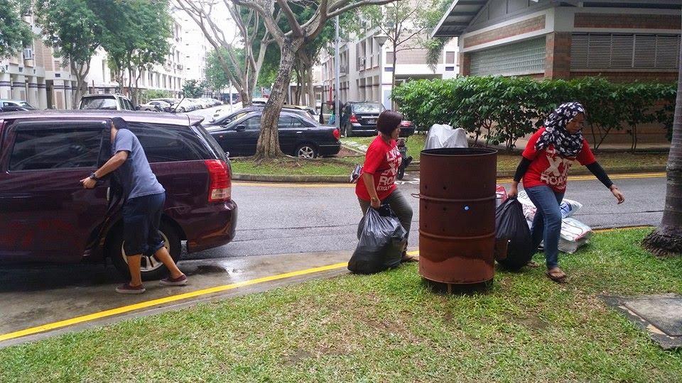 Terima kasih Video Orang Singapura Turut Sama Beri Bantuan Kepada Mangsa Banjir