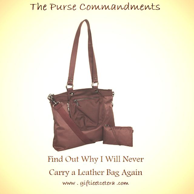 purse, handbag, tote, errands, organize, time management