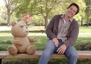 Ted family guy film