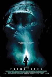Sinopsis dan Review Film Prometheus (IMAX 3D) 2012