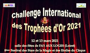 Challenge International des Trophées d'Or 2021