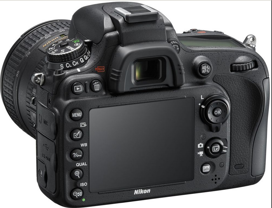 extraordinary camera. These are completely Nikon D6100 key features