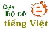 Blog tips Chèn bộ gõ tiếng Việt vào Blogger Blogspot