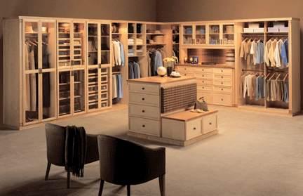 Made park tableros pos formados y muebles melamine closets for Closets queretaro