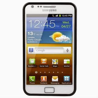 Cara Root Samsung Galaxy Note GT-I9220