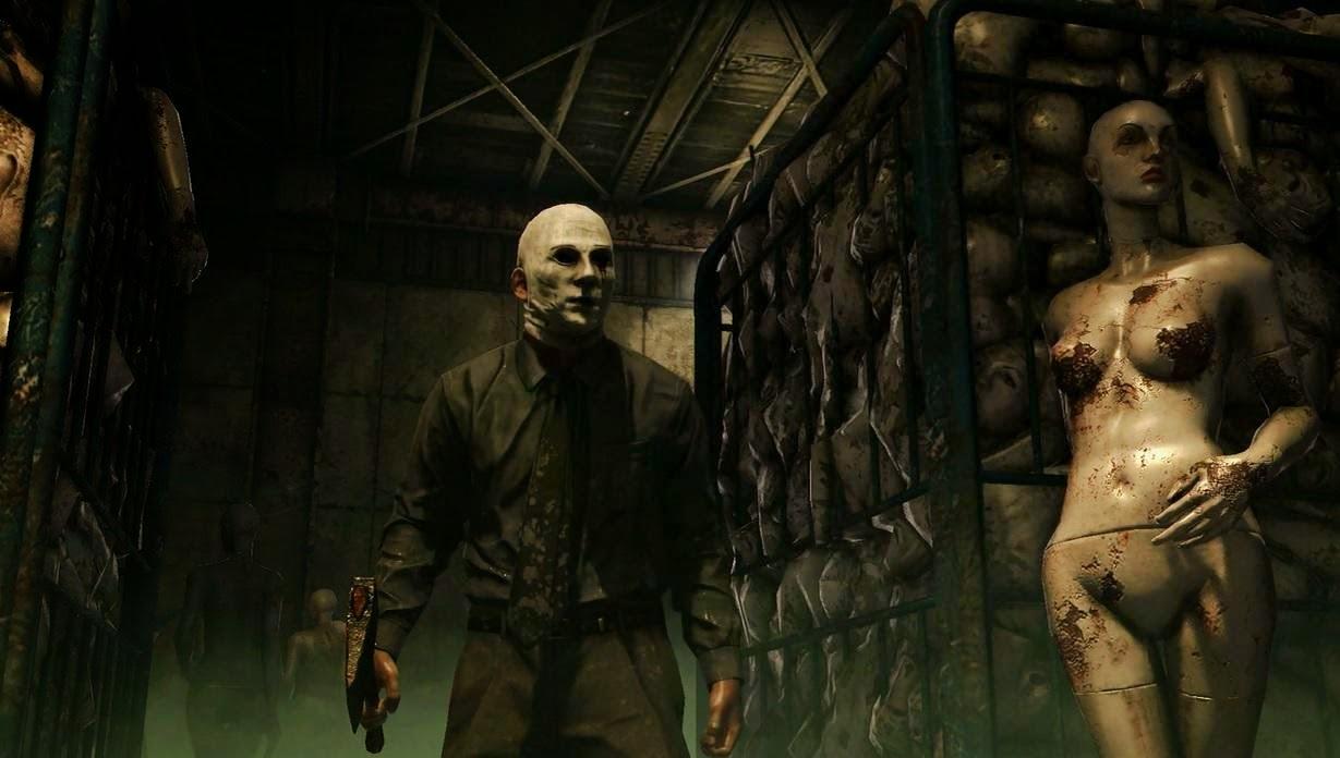 Survival Horror games