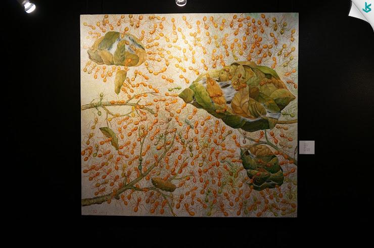 Gambar Pameran Lukisan - Lukisan Semoet