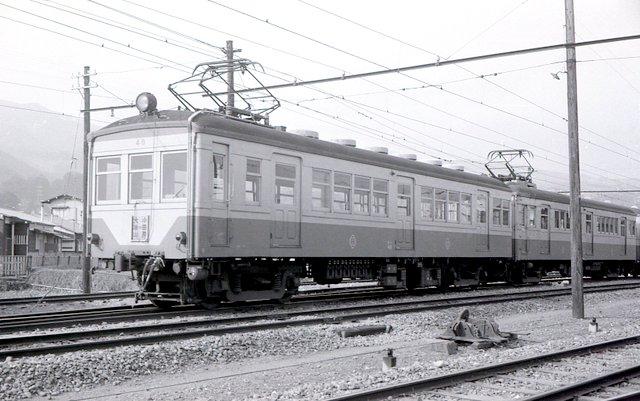 地方私鉄 1960年代の回想: 大雄...