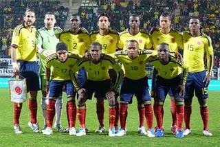 נבחרת קולומביה