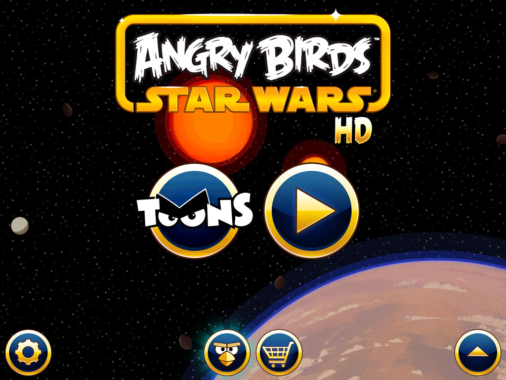 Angry birds star wars iphone hd v1 3 0 - Angry birds star wars 8 ...