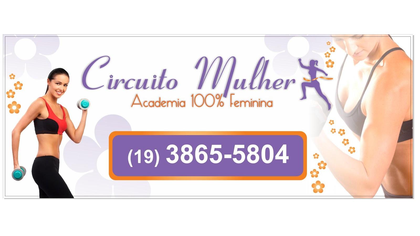 Circuito Na Academia : Circuito mulher academia feminina