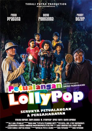 Download Film Petualangan Lollypop (2013)