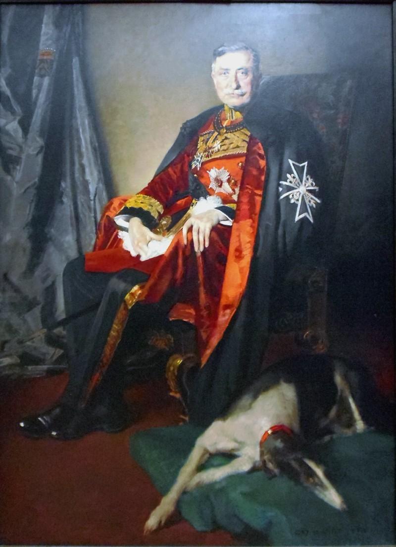 Comte della Faille de Leverghem