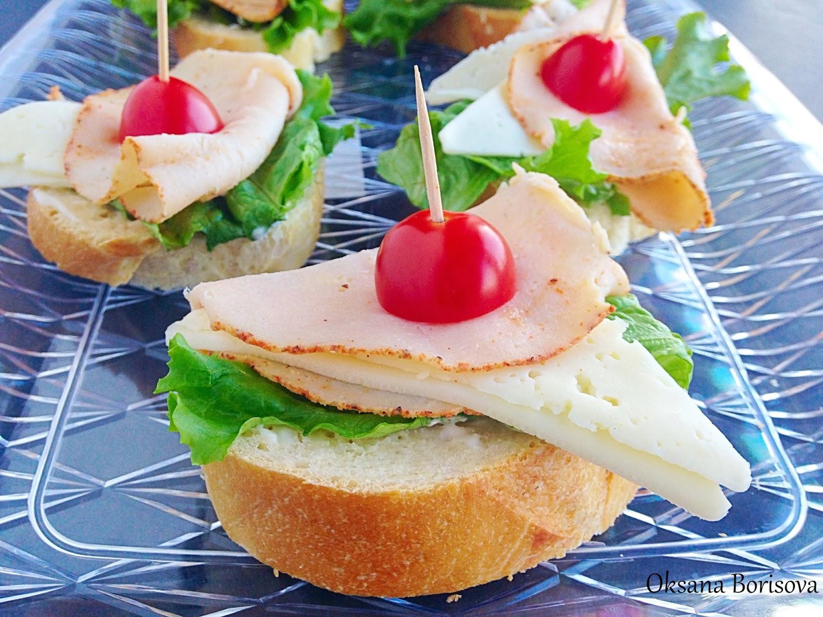 Как сделать вкусные бутерброды рецепты 584