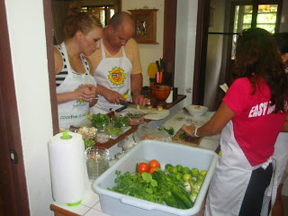 Easy Day private cooking class