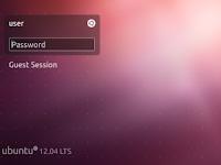 Menghilangkan Titik-Titik Pada Login Screen Ubuntu 12.04