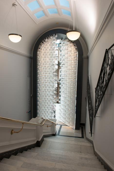 London Design Festival: Windmühlen am V und A Museum