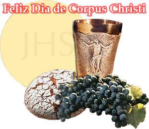Día Corpus Christi
