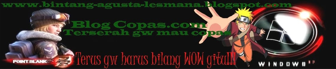 Bintang Agusta Lesmana