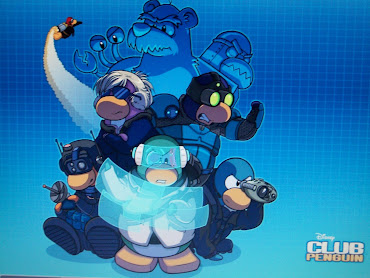 #1 Club Penguin Wallpaper